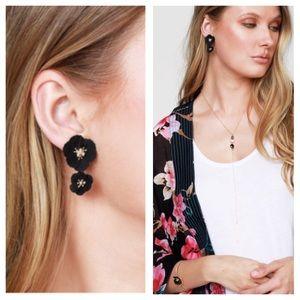 Jewelry - New AYDA Dangle Flower Posts